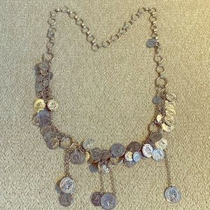 Sky of Coins Necklace